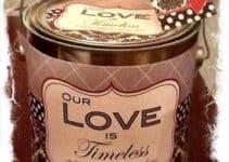 Creacion de originales latas decoradas para souvenir