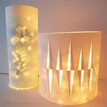 decoracion con luces navideñas para el hogar