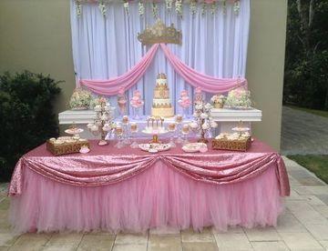 cosas para hacer un baby shower de princesa