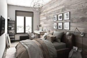 Diferentes imagenes en cuadros para decorar dormitorios