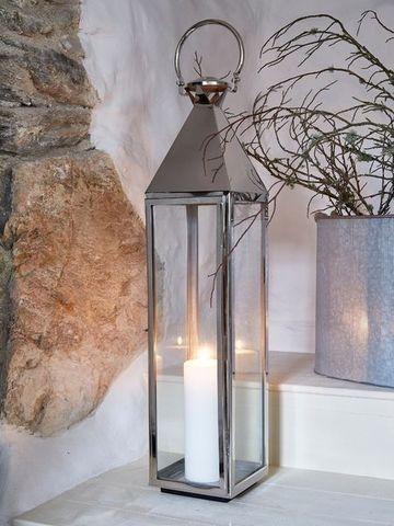 faroles decorativos grandes para velas