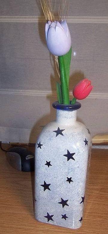jarrones decorados para las salas economicos