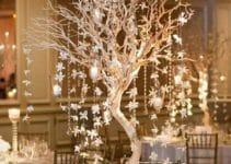 Adornos con ramas secas ideales para decorar interiores