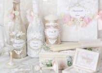 Como hacer adornos para boda fáciles y muy elegantes