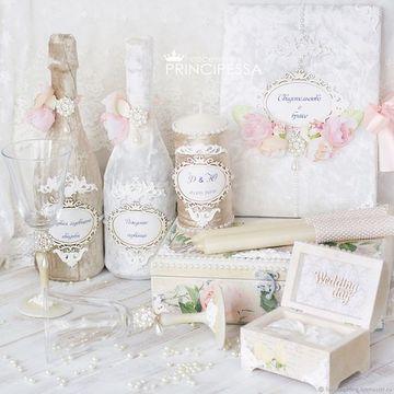 como hacer adornos para boda con flores y etiquetas