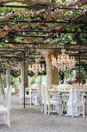 decoracion para fiestas rusticas y elegantes