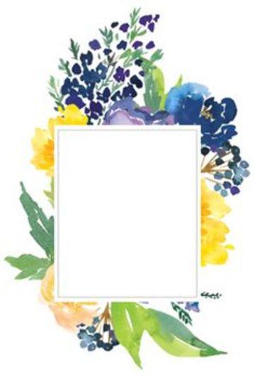 fondos de tarjetas de boda de colores vivos