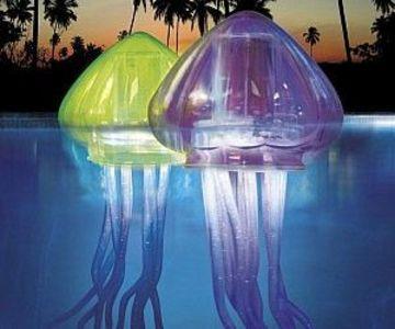 luces flotantes para piscinas led