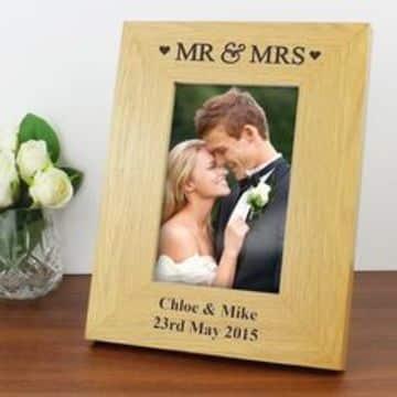 marcos para fotos de aniversario de boda primer año