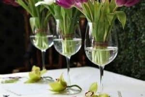 Arreglos florales para boda economicos y fáciles de hacer