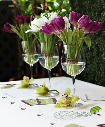 arreglos florales para boda economicos y bonitos
