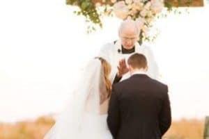 Aprende como es una boda cristiana y sus tradiciones