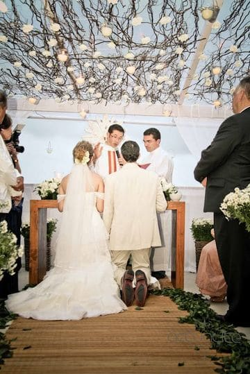 como organizar una boda religiosa catolica