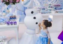 Preciosas y decorativas imagenes de frozen para cumpleaños