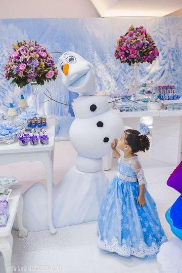 imagenes de frozen para cumpleaños de niñas