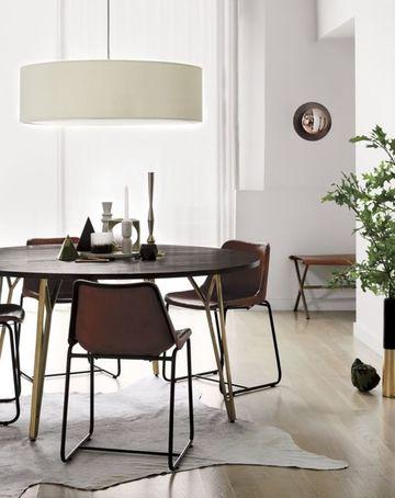 lamparas colgantes modernas para comedor minimalistas