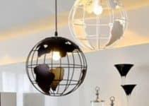 Preciosas lamparas colgantes modernas para comedor