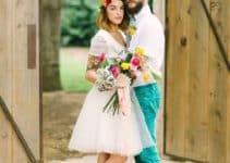 Preciosos modelos e ideas de trajes de novio para boda civil