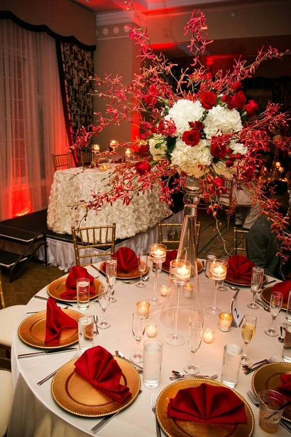 centros de mesa naturales para boda originales