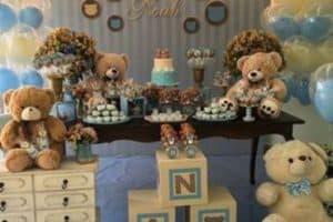Como decorar una fiesta de baby shower para ambos géneros