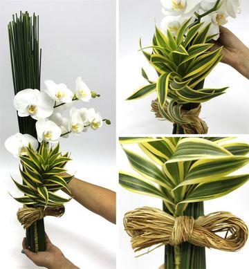 como hacer arreglos florales para iglesias hermosos