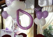 Como hacer chupones con globos para decorar tu baby shower