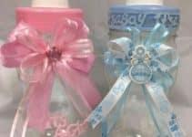 Mamilas para baby shower de ambos géneros para obsequiar