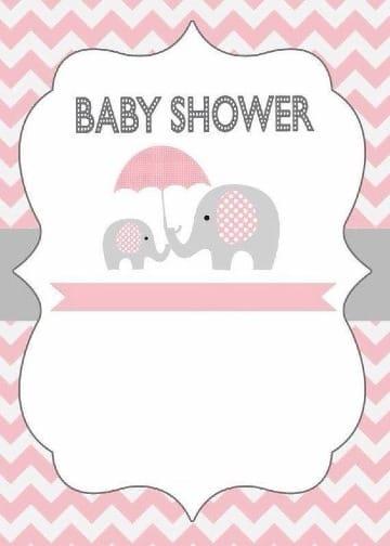 Algunos Fondos Para Baby Shower Para Recuerdos Y Adornos