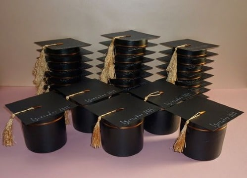 recuerdos de graduacion universitaria faciles de hacer