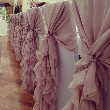 sillas para quinceañeras decoradas elegantes