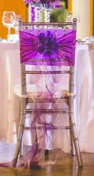 sillas para quinceañeras decoradas facil