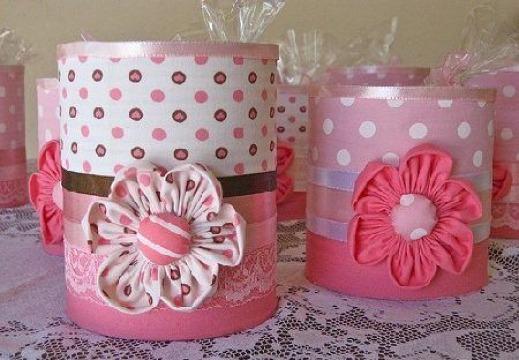 imagenes de latas de leche decoradas
