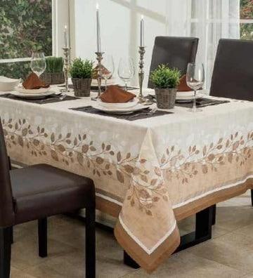manteles para mesa rectangular grande