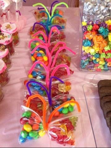 bolsitas de dulces para niños faciles de hacer