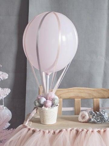 ideas de arreglos con globos para boda