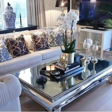 imagenes de adornos para mesa de sala
