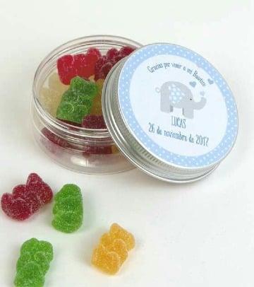 imagenes de recuerdos para bautizo con dulces