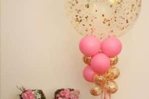 3 diseños de globos gigantes decorados para fiestas
