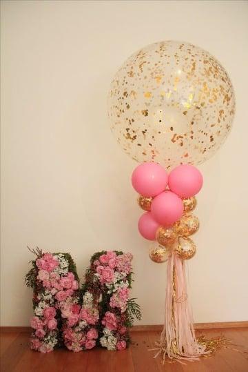 modelos de globos gigantes decorados