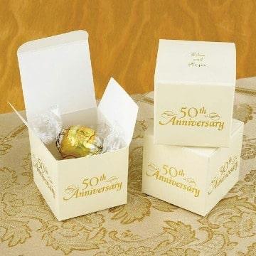 recuerdos para bodas de oro sencillos