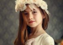 4 diademas para primera comunion que tu hija amará