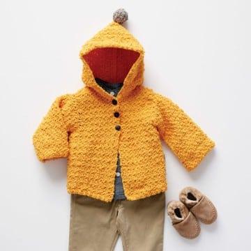 ropones para bebes varones con capucha