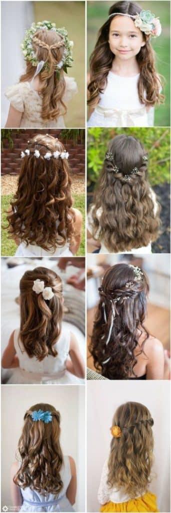 Exquisito peinados para bautizo Galería de cortes de pelo Consejos - Peinados para bautizo de niña de 2 años en adelante ...