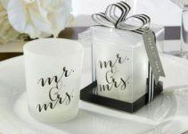 4 hermosas ideas para velas de recuerdo para boda