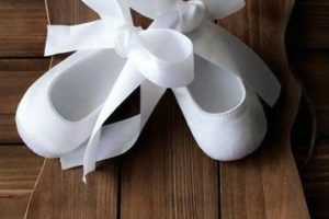 Ideas de elegantes zapatos de bautizo para niña 1 año