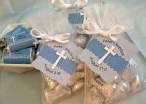 4 formas de hacer bolsitas de dulces para bautizo