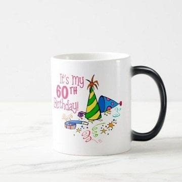 diseños de tazas decoradas para cumpleaños