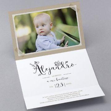 etiquetas para recuerdos de bautizo con foto