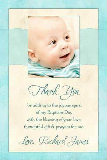invitaciones de bautizo con foto para editar