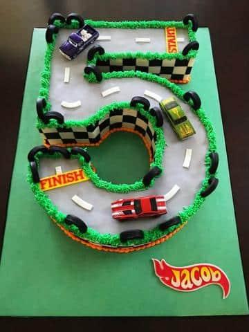 pasteles infantiles para niñocumpleaños